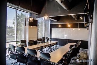 Oficinas Virtuales y Coworking IBS Santa Fe - Sala de Juntas